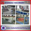 Линия штрангя-прессовани трубы PVC высокой эффективности