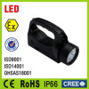 CE RoHS Approved 3W DEL Explosionproof Portable Searchlight
