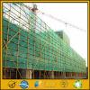 Red de seguridad de construcción, red de los escombros, red de la cortina, red del andamio, paño de la cortina, red de la cortina del PE, red del andamio, red de la construcción, cortina, red plástica, red hecha punto, red