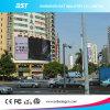 Schermo di visualizzazione di pubblicità fisso esterno del LED di colore completo P10 grande