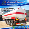 66000 litri gas/di olio combustibile di autocisterna del camion rimorchio semi