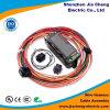 Harness y cables automotores universales de cableado del coche de la aduana con Molex
