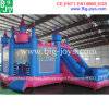 Bj-B04 belle princesse Inflatable Castle pour des gosses, cavalier gonflable