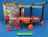 Блок автомобиля нажима инструмента образования установленный игрушками (1012012)