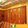 Stanza Folding Partition, Wooden Office Partition Walls di addestramento per la sala riunioni