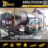 Planta giratória da estufa mais seca do minério por atacado do equipamento de secagem da mineração mini