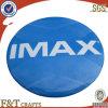 Custom新しいLogo Blue Pin Button Badge Materials (fdbg0135W)