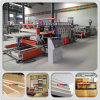 Prix de PVC Crust Foamed Plate Production Line, PVC Sheet Black