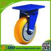 6 Inch Swivel PU Schwer-Aufgabe Caster für Industrial