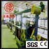 Linha de produção máquina do cabo da extrusão da extrusora