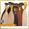 I capelli umani di Remy Io-Capovolgono i capelli del bastone di estensione dei capelli di modo - 1