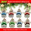 Regalo di festa della decorazione della festa di Natale del pupazzo di neve