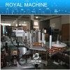 Machine van de Etikettering van de Fles van /Plastic van de Sticker van de fles de Zelfklevende