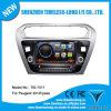 Voiture DVD pour Peugeot 301/Elysee avec l'iPod Aux (TID-7517) de GPS BT Radio TV