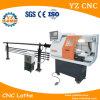 싼 CNC 도는 선반 기계, 기우는 침대 CNC 선반