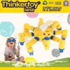 Nuevo juguete ensamblado educativo de la venta caliente 2017 para la geometría de la matemáticas