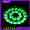 12W RGBW 4in1 DMX512の段階DJ 24 LEDの同価