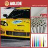Vinyle auto-adhésif polymère de catégorie superbe (bulle libre)