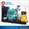 Baixo Fuel Consumption 320kw Diesel Generator Powered por Cummins
