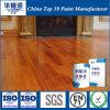 Haute peinture d'unité centrale de résistance d'éraflure de Hualong pour le plancher en bois