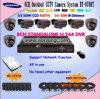 sistemas de vigilancia del CCTV de 8CH los 30-50m IR (HT-8708T)