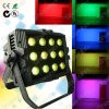 Diodo emissor de luz ao ar livre COB15W da luz da arruela da parede