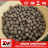 La venta caliente forjó la bola de pulido de acero de los media para el molino de bola en China