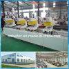 Effectuant à PVC les machines en plastique de trappe de guichet du vinyle UPVC