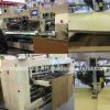 Doppeltes-Head Semi-Automatic Carton Box Stitching Machine für Big Box