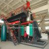 Máquina del moldeo por insuflación de aire comprimido de la protuberancia para el tanque de agua del HDPE