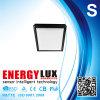 Di alluminio esterni di figura quadrata di E-L27b l'indicatore luminoso della parete LED della pressofusione