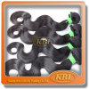 Человеческие волосы бразильянина 4A 100% естественные