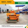 Grupo móvel da maquinaria da máquina de fatura de tijolo Qtm6-25 de Qm40A Dongyue