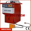 Máquina do entalhe da placa de metal/máquina hidráulica do entalhe