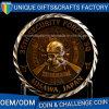 Concevoir la pièce de monnaie en alliage de zinc en métal de logo pour des présents de Souveir