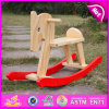 2015 het Grappige Hobbelpaard Toy van Play Wooden voor Kids, Hobbelpaard Cheap voor Children, Outdoor Hobbelpaard Toy Wholesale W16D058