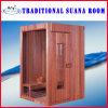 Zaal van de Sauna van Persoon 3-4 van de Ceder van Canada de Houten Traditionele Droge (bij-8607)