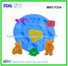 Moule de fondant de silicone de FDA de qualité