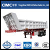 Cimc 2 Axle Dumper Semi Trailer