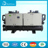 Feito no tipo refrigerador de refrigeração água do parafuso de China com recuperação de calor