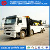 30ton 구조차 트럭 사고 트럭 운반대를 위한 가득 차있는 교체 복구 견인 트럭
