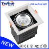Antideslumbrante rotativo de la luz de techo de la eficacia alta 30W LED de la alta calidad