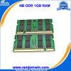 LaptopのためのテストされたWork Well Full Compatible DDR 1GB RAM