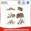 Этап матрицы алмазных резцов быстрого вырезывания конкретный меля