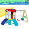 Swing e slides Seires Adorável Mini Casa Playground (M11-09205)