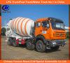 Pesado-dever 9cbm Concrete Mixer Truck de 8cbm Cement Mixer Truck Beiben