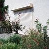 Cortinas de janela decorativas externas