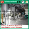 Ligne brute de raffinage d'huile de palmier du prix usine 5t-50t en Indonésie, Thaïlande