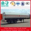50000 Liter Kraftstofftank-halb Schlussteil-Tanker-Förderwagen-Abmessungs-