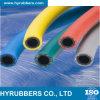 La température à haute pression et boyau multicolore d'air/eau